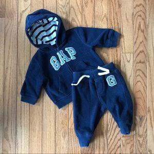 GAP Fleece Set